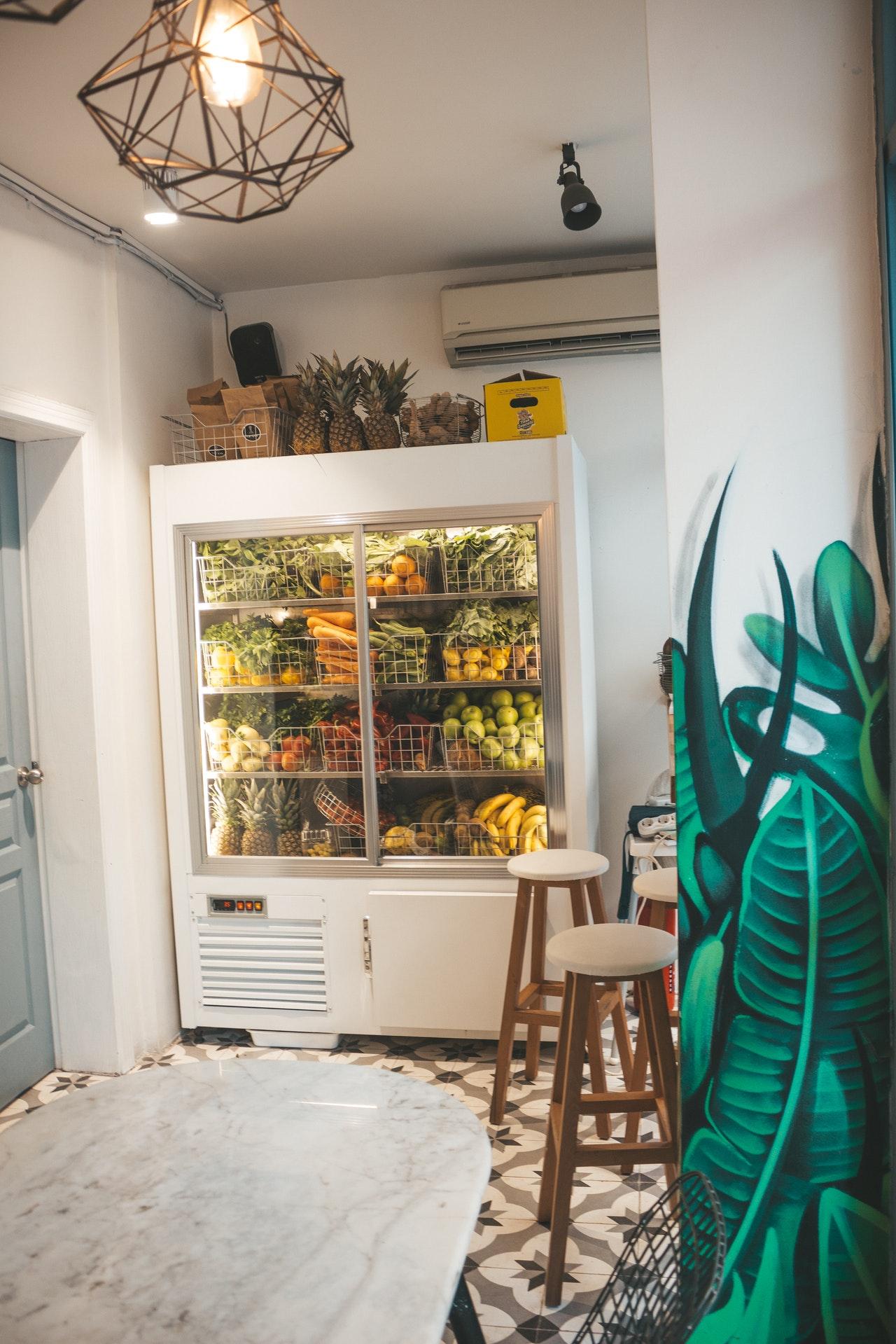 Sælg mere med et display køleskab